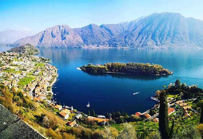 Cosa vedere sul lago di Como: Isola Comacina
