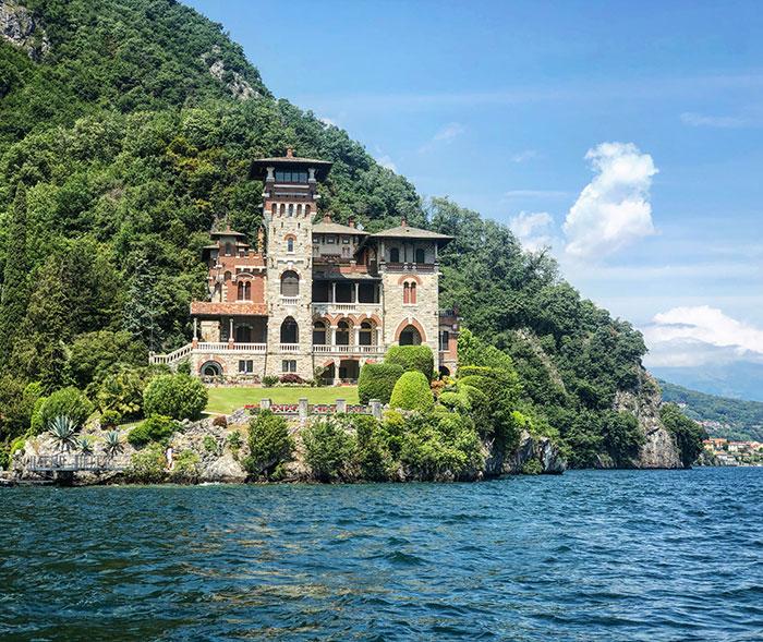 Cosa vedere sul lago di Como: Villa la Gaeta