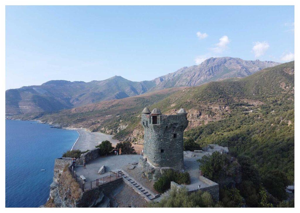 Corsica, Nonza