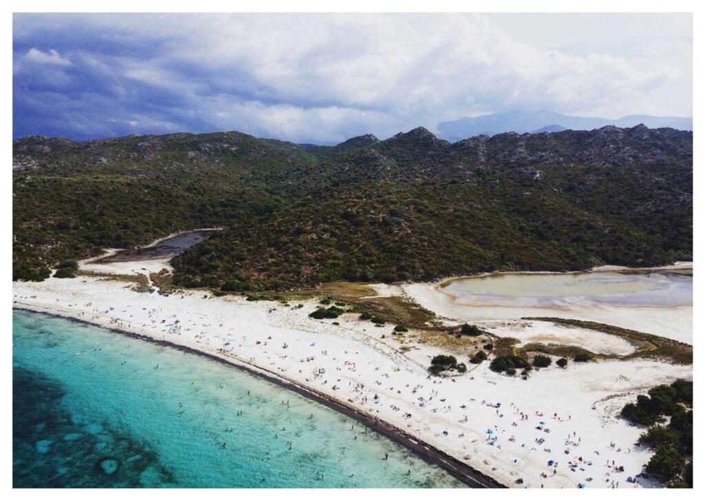 Corsica: spiaggia di Lotu