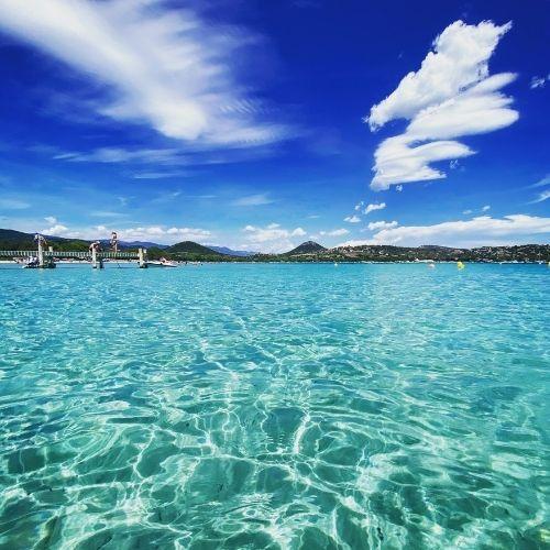 Corsica, spiaggia di Santa Giulia