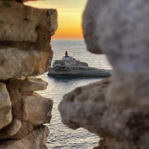 Bonifacio, Faro della Madonetta