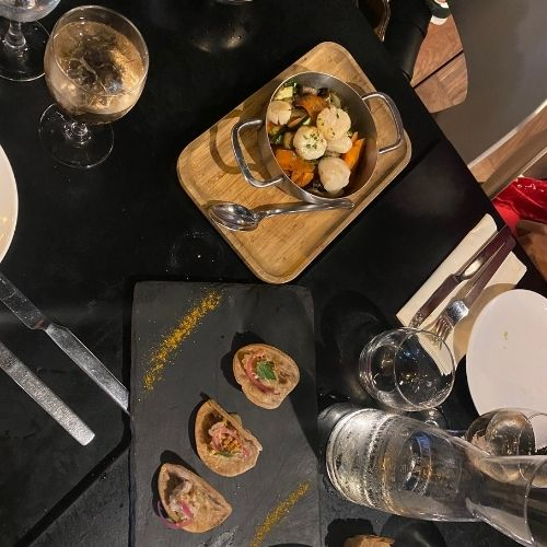 Bonifacio, ristorante Da Passano