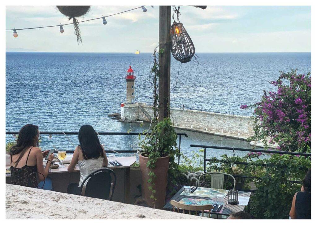 Bastia, ristorante Le Petite Vincent
