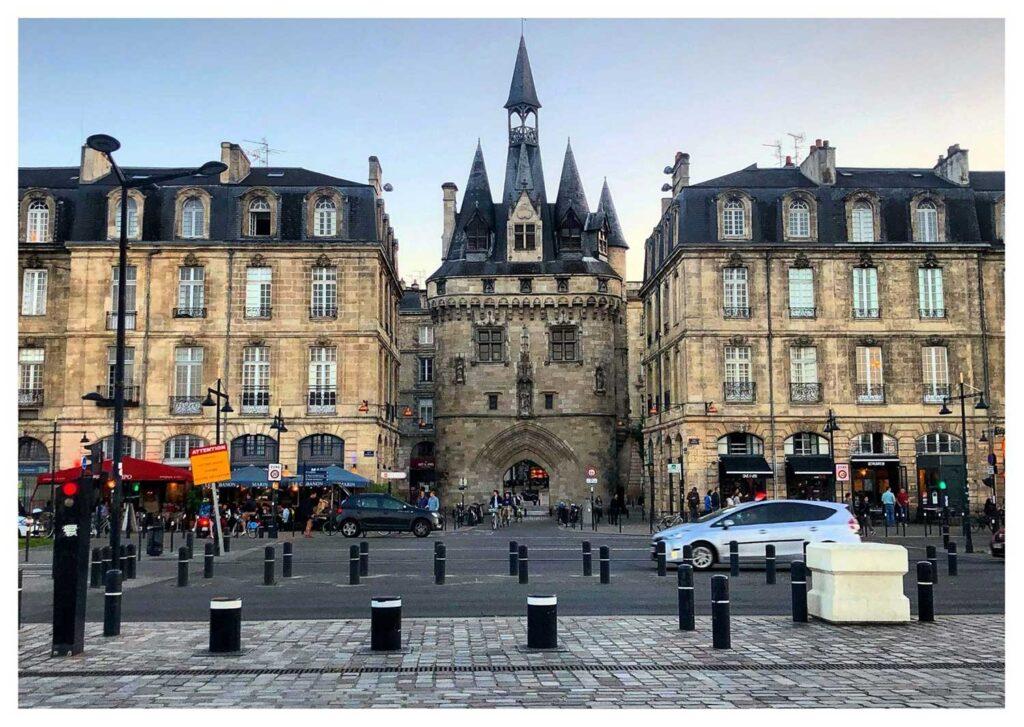 Cosa vedere a Bordeaux: Porta Cailhau