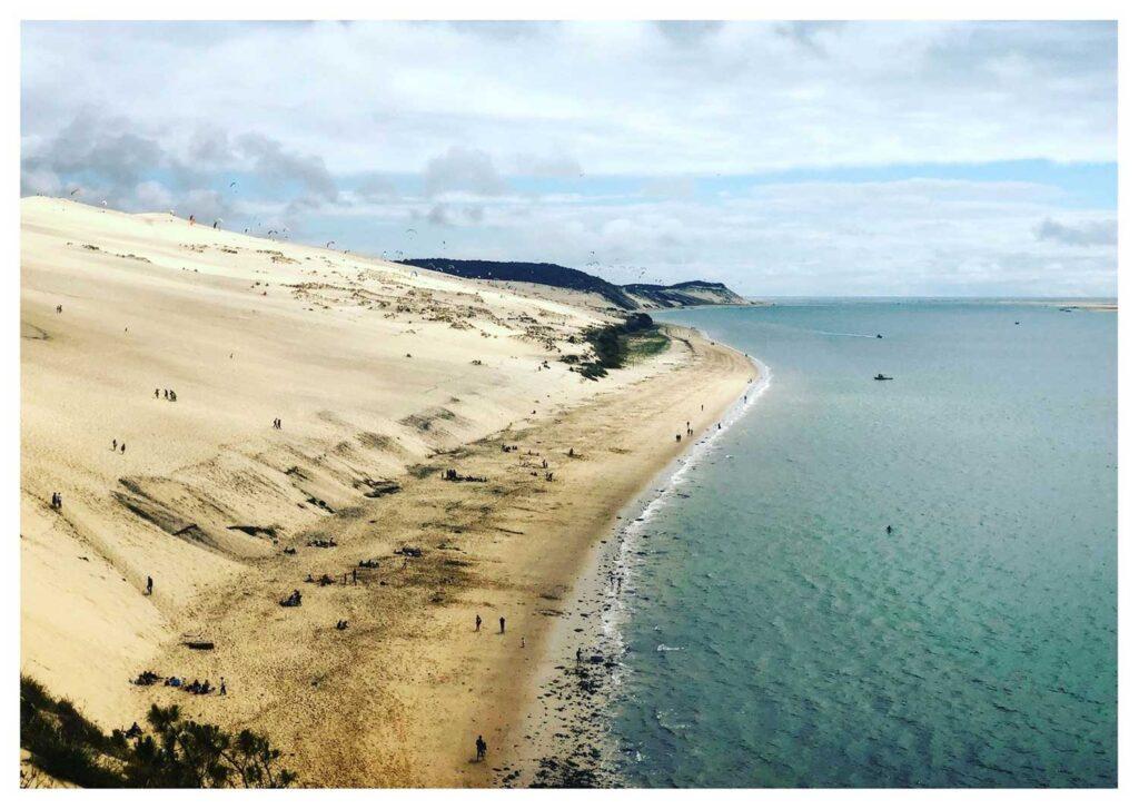 Cosa vedere nei dintorni di Bordeaux: Dune du Pilat