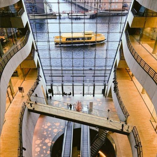 Cosa vedere a Copenaghen: la Biblioteca Reale