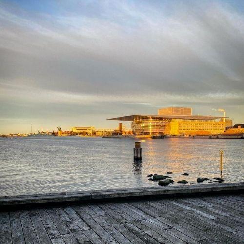 L'Opera House di Copenaghen
