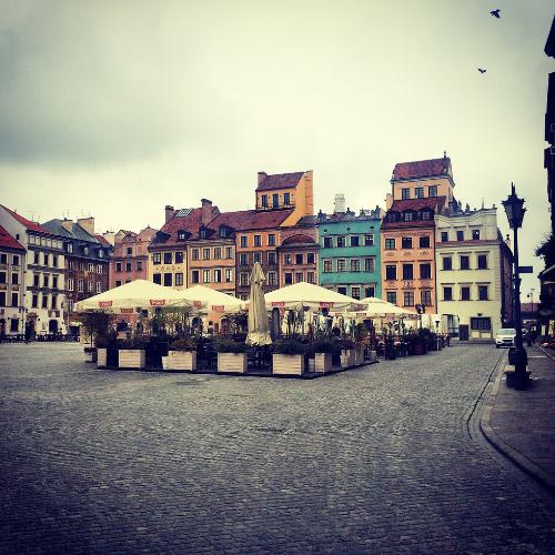 Cosa vedere a Varsavia: La Città Vecchia