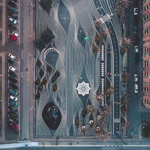Cosa vedere a Copenaghen: parco Superkilen