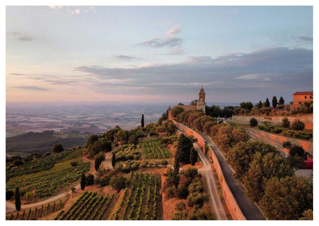 Cosa vedere a Montalcino: le mura