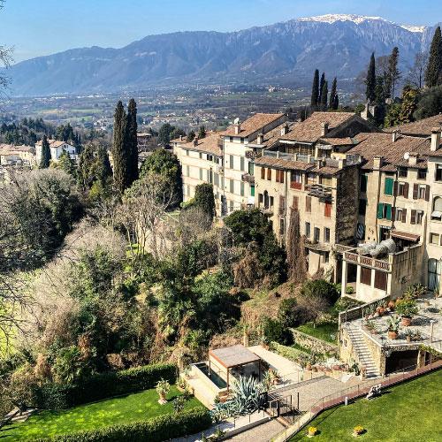 Asolo, uno dei borghi più belli d'Italia