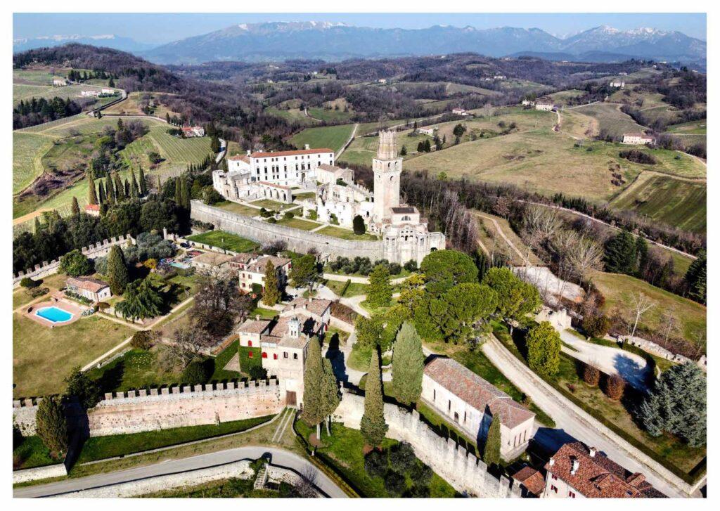Cosa vedere tra Valdobbiadene e Conegliano: il Castello dei Collalto