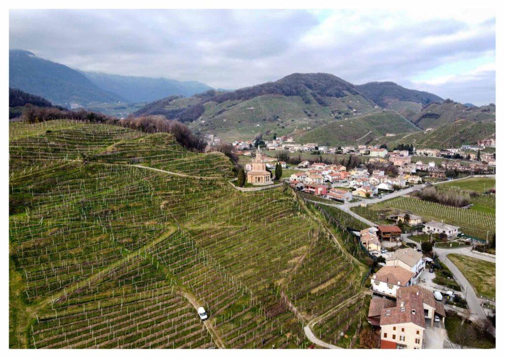 Cosa vedere tra Valdobbiadene e Conegliano: Col San Martino