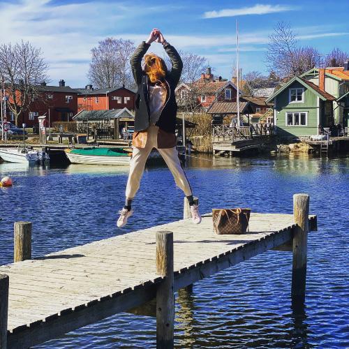 Isola di Vaxholm, arcipelago di Stoccolma