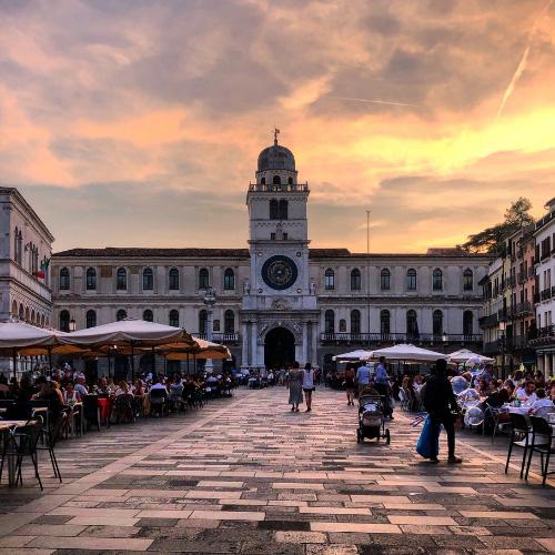 Cosa vedere a Padova: Piazza dei Signori