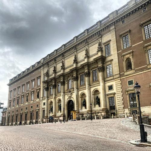 Cosa vedere a Stoccolma: Kungliga Slottet