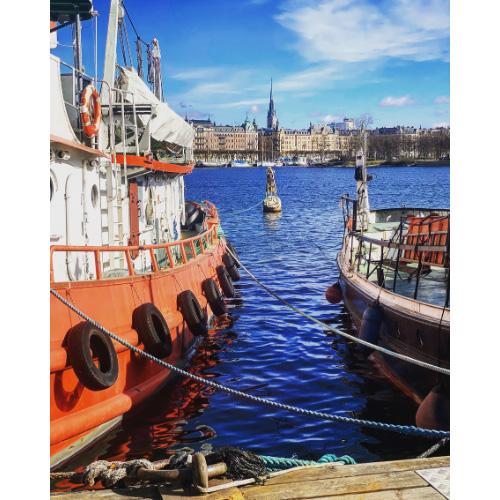 Cosa vedere a Stoccolma: l'Isola di Skeppsholmen