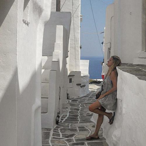 Guida all'isola di Sifnos, Kastro