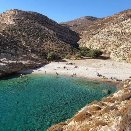 Spiaggia di Livadaki, Folegandros