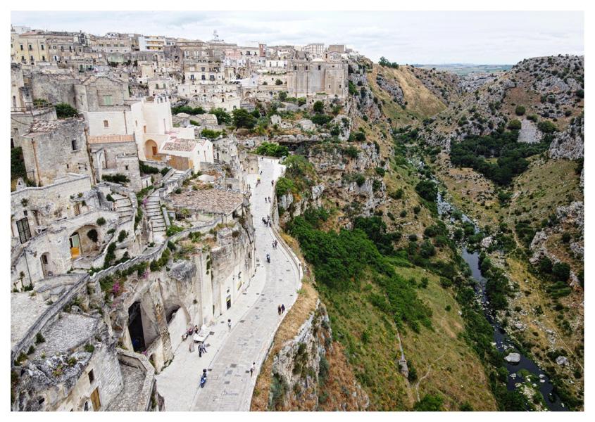 Cosa vedere a Matera: Sasso Barisano