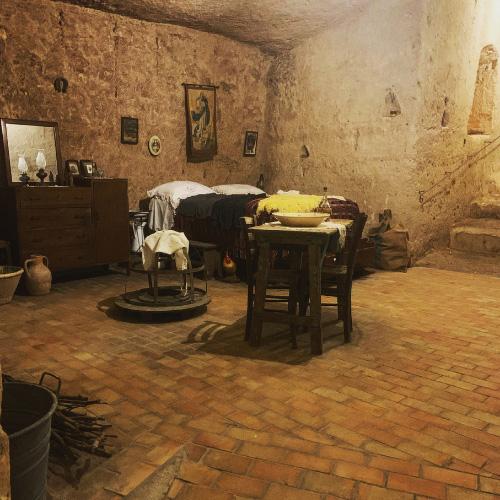 Cosa vedere a Matera: Casa Grotta