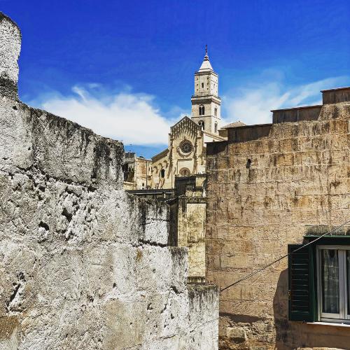Cosa vedere a Matera: la Cattedrale