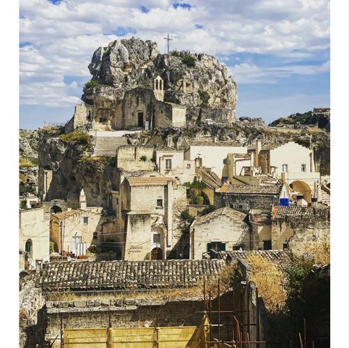 Cosa vedere a Matera: la chiesa rupestre della Madonna de Idris