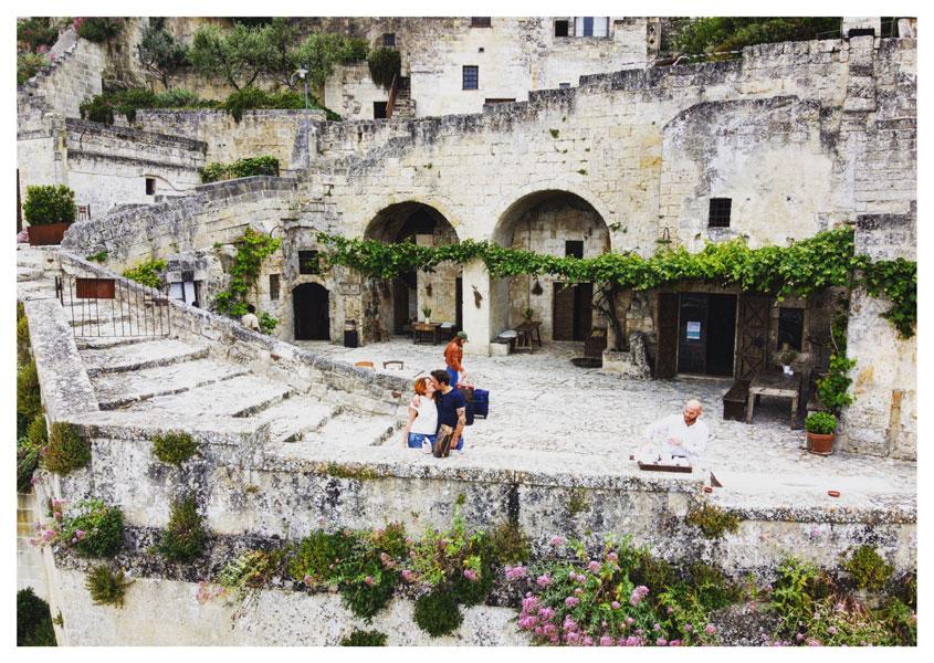 Sextantio, l'albergo diffuso più bello di Matera