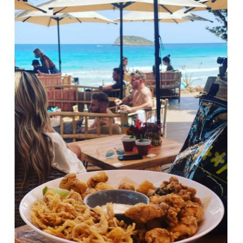 Aiyanna Beach Club, Cala Nova