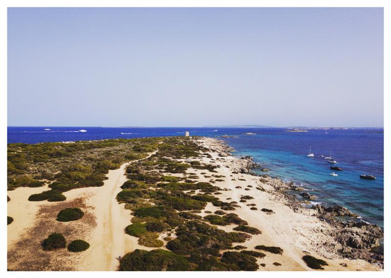 Le spiagge d'Ibiza