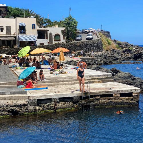 """Le """"discese a mare"""" dell'isola di Pantelleria"""