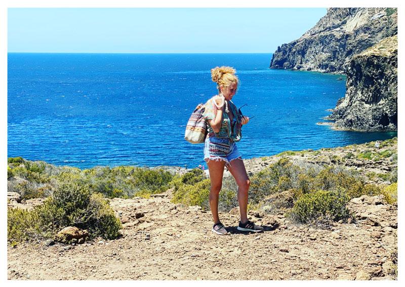 Le spiagge dell'isola di Pantelleria