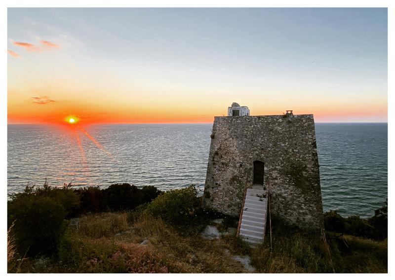 Cosa vedere nel Gargano: i tramonti