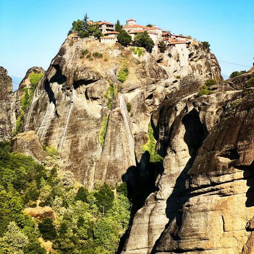 Monastero di Mégalo Méteoro (Gran Meteora)