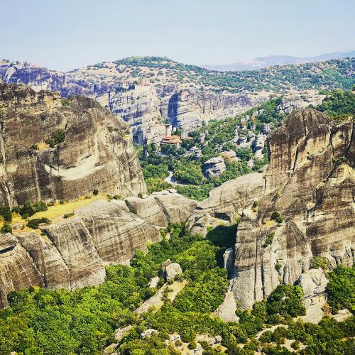 Grecia on the road: le Meteore